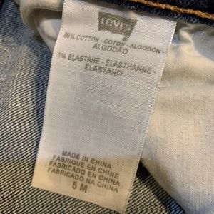 Levi's Jeans - 524 Levi's Too Superflow